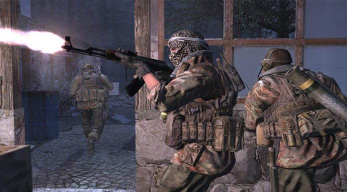 Call of Duty 4 Modern Warfare image2