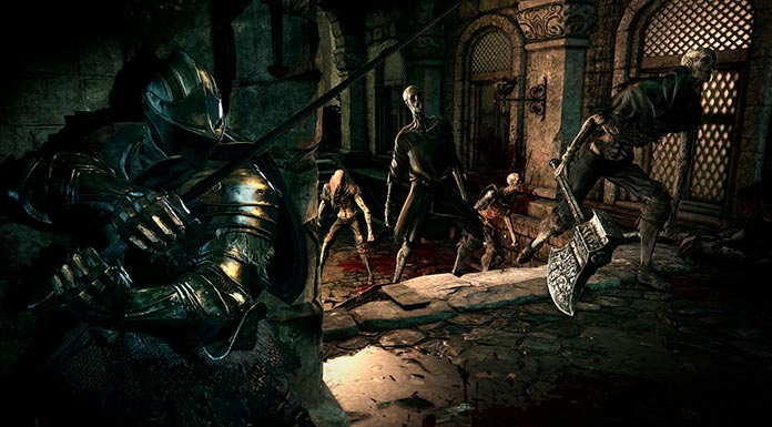 Descargar Dark Souls III Deluxe Edition Full PC