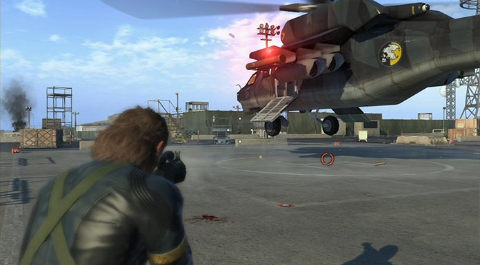 Metal Gear Solid V Ground Zeroes image3