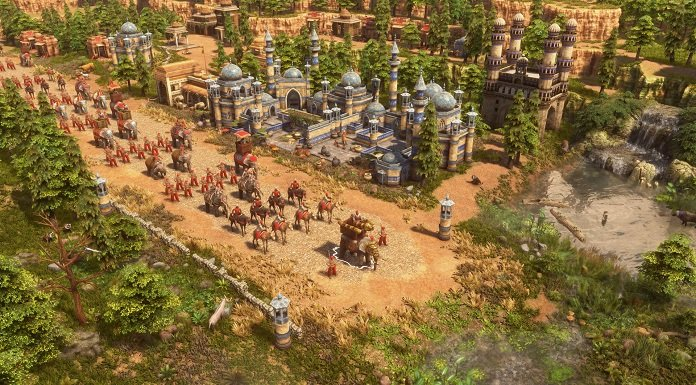 Age of Empires III Definitive Edition Image 1