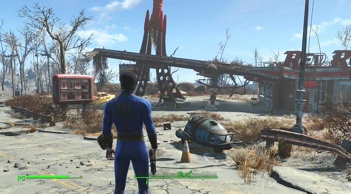 Fallout 4 Game of The Year Image 1