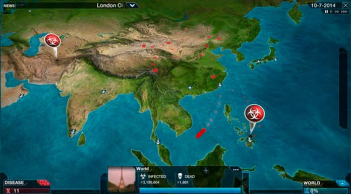 Descargar Plague Inc Evolved Full PC